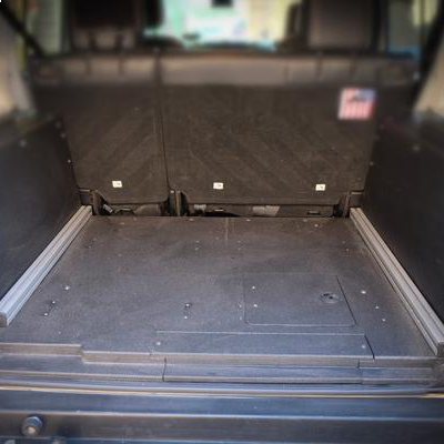 Goose Gear - Jeep JKU Plate System 2007-2010