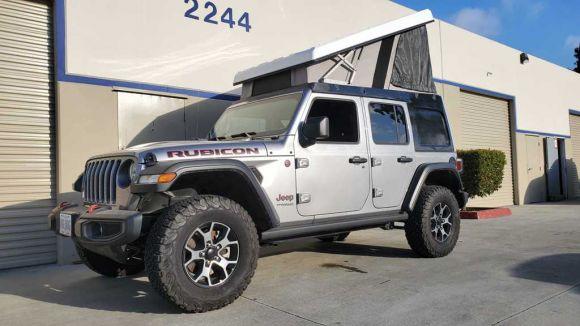 Jeep Wrangler Unlimited JL J30 Camper