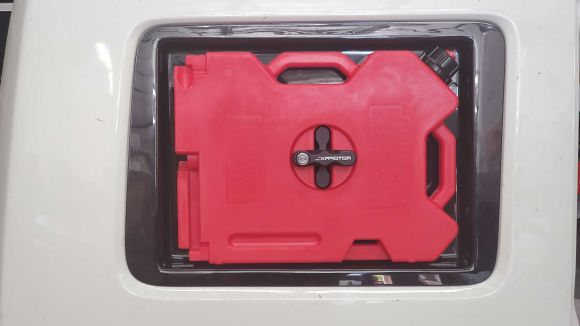 Window Insert for Optional Rotopax