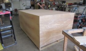 J30 Crated for Shipment