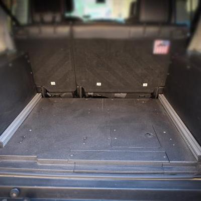 Goose Gear - Jeep JKU Plate System