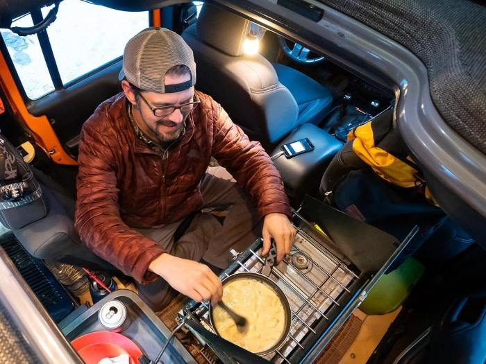 Chris Schontz - Venture 4WD